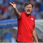 サウサンプトンが前RBライプツィヒ監督のハーゼンヒュットルを招聘へ