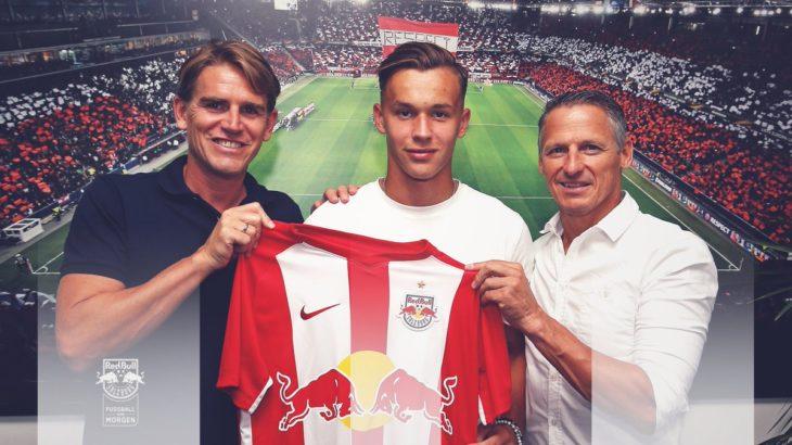 ザルツブルクが16歳デディッチとプロ契約締結