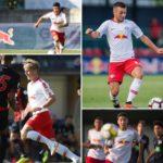 RBライプツィヒがU19の若手4人とプロ契約を結ぶ