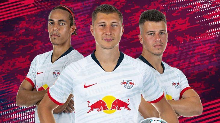 RBライプツィヒのキャプテンは今季もオルバンに デンメとポウルセンが支える