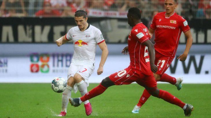 RBライプツィヒのウニオン・ベルリン戦kicker採点発表 ザビッツァー、ハルステンベルク高評価