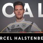 ハルステンベルク、代表戦でスーパーボレーを決める(ゴール動画あり)