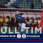 日本代表結果:中島のミドル、南野のヘッドでミャンマーに勝利(ハイライト動画あり)
