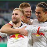 DFBポカール結果:RBライプツィヒが難敵ヴォルフスブルクに6得点圧勝 ヴェルナー2ゴール2アシスト(ハイライト動画あり)