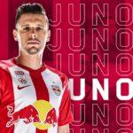 ザルツブルクが10月の月間MVPを発表 ユヌゾヴィッチが選ばれる