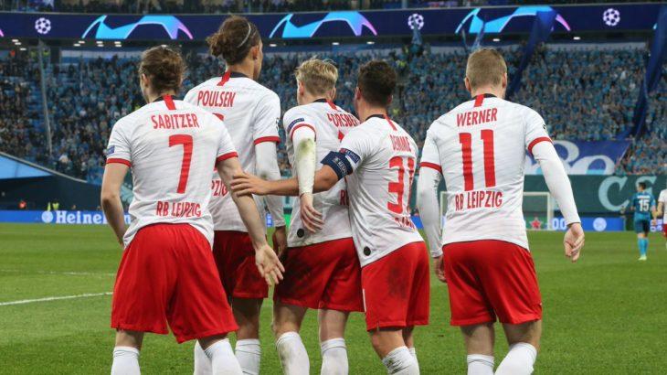 RBライプツィヒのCLゼニト戦kicker採点
