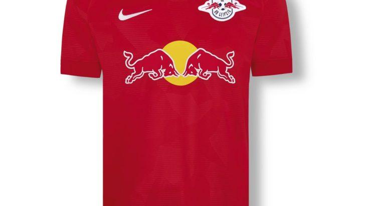 RBライプツィヒが今季4つ目のユニフォームを発表 今日の試合で着用