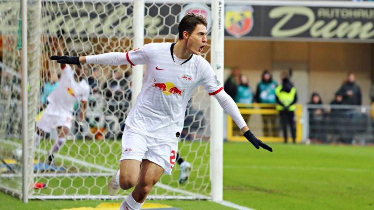 RBライプツィヒのパーダーボルン戦kicker採点と今節のベストイレブン