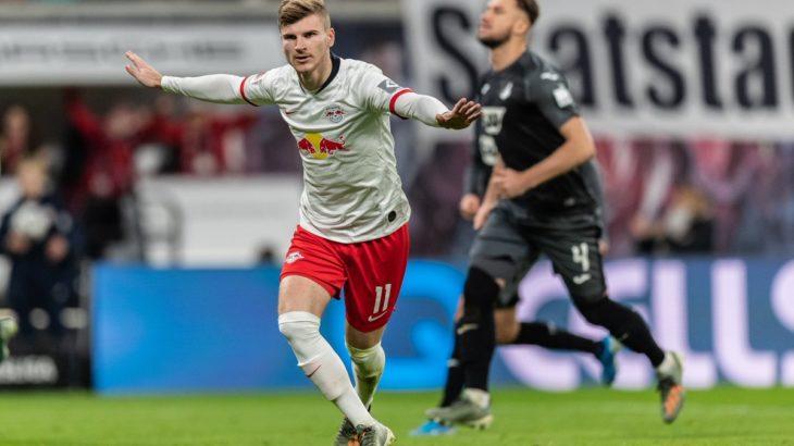 RBライプツィヒのホッフェンハイム戦kicker採点と今節のベストイレブン