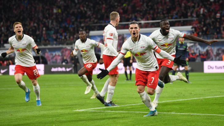 RBライプツィヒのウニオン・ベルリン戦kicker採点と今節のベストイレブン・MVP