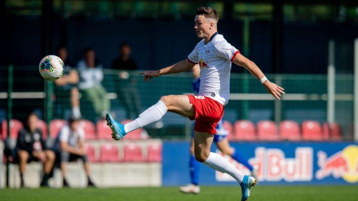 RBライプツィヒ、18歳のユース選手2人とプロ契約を締結 長期離脱中のハルトマンとも契約延長