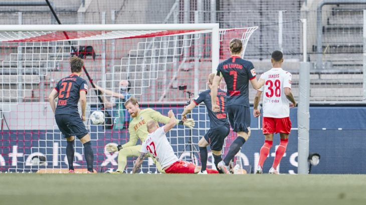 RBライプツィヒのケルン戦kicker採点と今節のベストイレブン・MVP