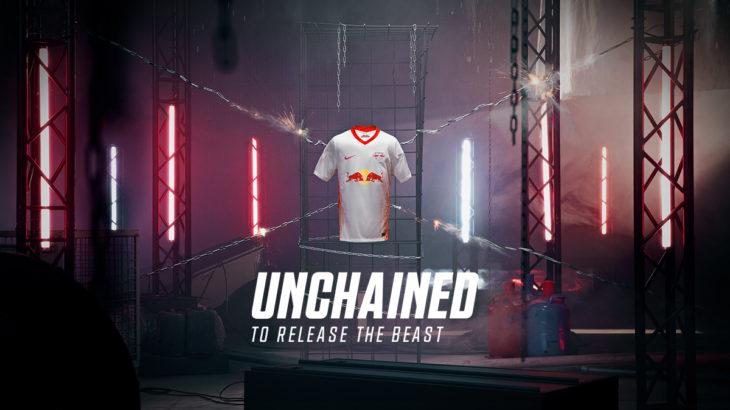 RBライプツィヒが来季使用するホームユニフォームを発表