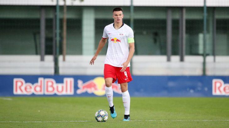 RBライプツィヒU19チームの大型CBが契約延長