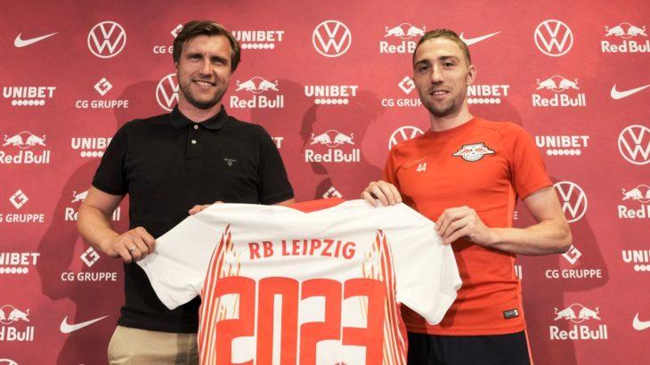 RBライプツィヒがカンプルと契約延長