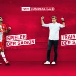 ザルツブルク、今季最終戦を完勝 ショボスライとマーシュはシーズン最優秀選手・監督に選ばれる(ハイライト動画あり)