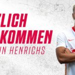 RBライプツィヒがヘンリクスをローンで獲得