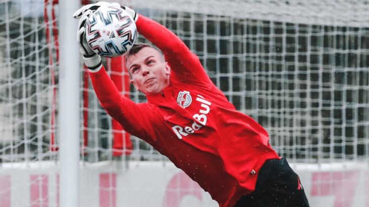 ザルツブルクの若手GKがスイスへレンタル移籍