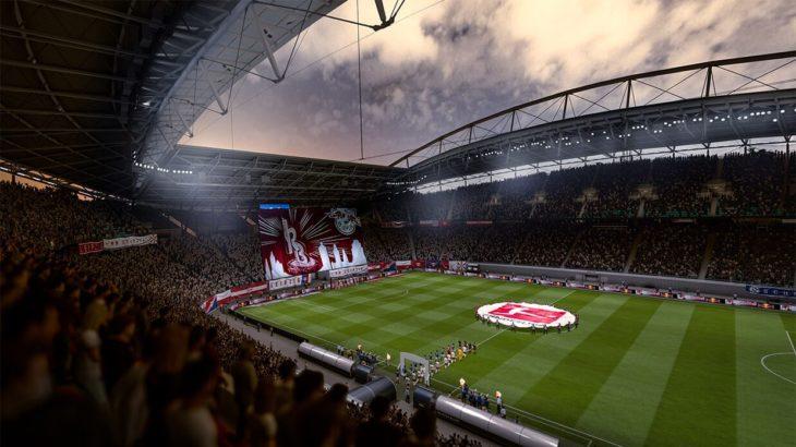 FIFA20のブンデスリーガ動画が公開 レッドブル・アレーナの収録決定!