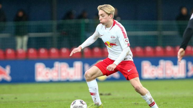 """RBライプツィヒの若き才能が""""アカデミーを廃止した""""イングランドのチームへ移籍か"""