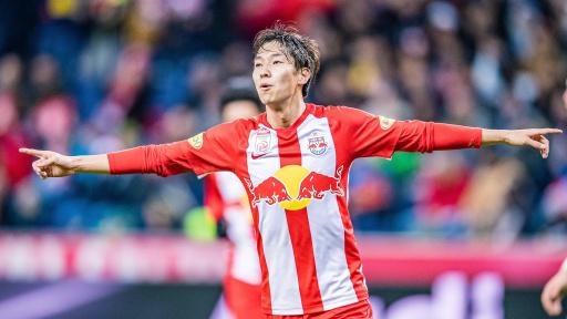 奥川雅也がレッドブル公式サイトのインタビューに登場 「自分のこれからのステップアップとして、早く日本代表に呼ばれることが一番だと思う」