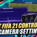 プロゲーマーがオススメするFIFA21のコントローラー&カメラ設定