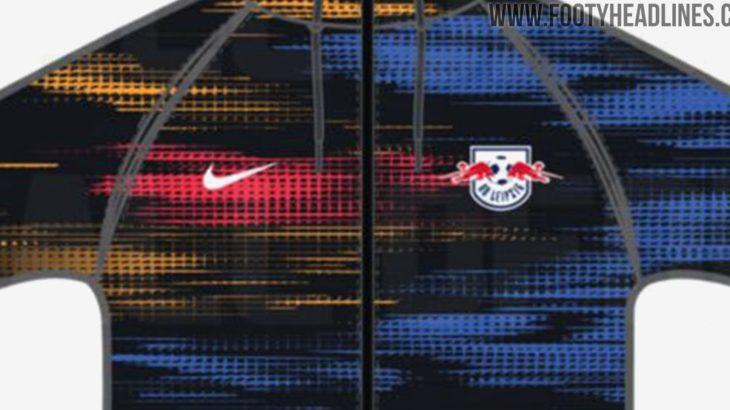 2シーズン後にお披露目? RBライプツィヒのトレーニングパーカーがユニフォームデザインに続いてリークされる